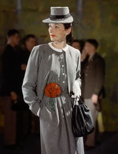 John Rawlings. 1940s fashion
