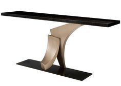 Henry Royer Frisson Console from M-Geough