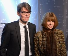 NEWS 8.4.2016...Live From Vogue! Anna Wintour and Andrew Bolton Discuss The First Monday in May