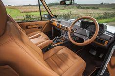 Range rover interior idea