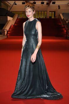 Alba Rohrwacher  .  (Valentino Couture) Cannes 2015 - VanityFair.it