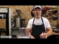 Robert Lyford, Chef at Patina Green in Downtown McKinney, shows us how to make the classic French sauce - a far cry from the condiment you'll find on the grocery store shelves.