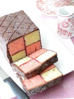 Whisk Affair: Battenberg cake