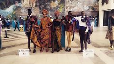 coutureafrique:  @auntieoboshie was filled with beautiful original clothing from fantastic designers  OMAMA was one of the designs our cameras captured  #COUTUREAFRIQUE #fashionaddict #madebyafricans #cultural #africanfashion