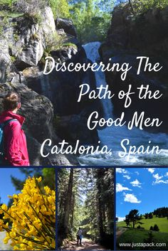 Our Hike on the Cami dels Bons Homes (The Path of the Good Men) in Catalonia, Spain.