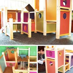 Thumbnail image for MOD playhouse: your new favorite dollhouse