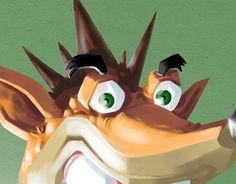 "Check out new work on my @Behance portfolio: ""TEST, Crash Bandicoot!"" http://be.net/gallery/41462143/TEST-Crash-Bandicoot"