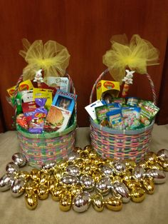 Easter baskets for teenage boys