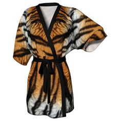 Excited to share the latest addition to my #etsy shop: WOMEN'S DESIGNER ROBE, Silky Knit Fabric, Tiger Print Robe, Kimono, Robe, Kimono Fashion Robe, Women's Luxury Robe, Animal Print Robe, Tiger http://etsy.me/2AV7yeF #clothing #women #nightwear #christmas #tiger #ani