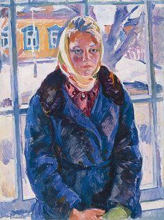 """Girl of Pereslavl"" Evgenia Antipova"