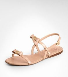 Kailey Flat Sandal | Womens Sandals | ToryBurch