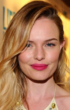Pink Lipstick All Day Every Day #katebosworth