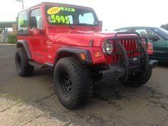 1999 jeep wrangler 5000