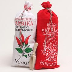 mild and hot paprika...I always use Hungarian paprika!!!
