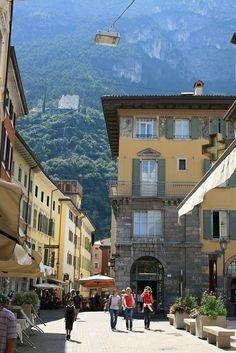 Riva del Garda, Lake Garda, Lombardy, Italy