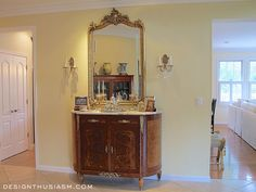 Come See Inside This French Country Townhouse | Hometalk Styles ...