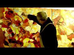 Modern Painting, Art, abstrakte Malerei - YouTube