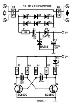 Mic pre-amp circuit using ic 4558 is a series of mic