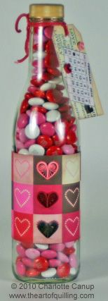 quilled-valentine-bottle