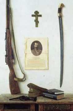 Personal belongings of Tsar Nicholas ll of Russia.A♥W