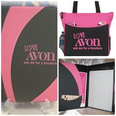 AVON Marketing items you can carry anywhere and find customers!    https://www.facebook.com/AVONMarketingIdeas/app_251458316228