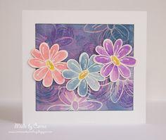 Corine's Art Gallery: Art Journey Wildflowers