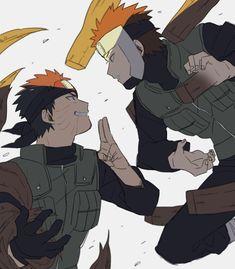 Obito vs Yamato