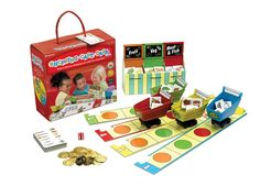 Amazon.com: Chimp and Zee Shopping Cart Dash: Toys & Games