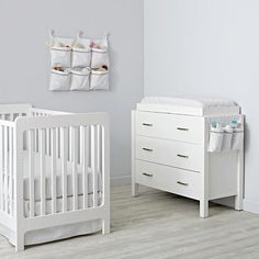 Essential Nursery Storage Collection    The Land of Nod