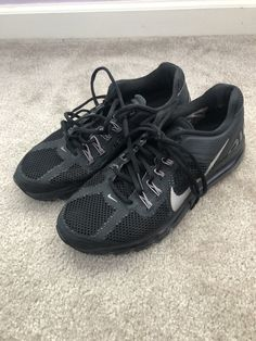 20fcbc4b39fa7 nike air max size 9 womens Black #fashion #clothing #shoes #accessories #