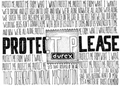 Durex. Protect you from all what you want