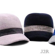 New Winter Hats for Men Women Military Style Hat Unisex Warm Cap Size Adjustable
