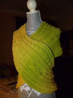 Cruzando sobre o coração... tricô ema lgodão de Mary Beth Studio
