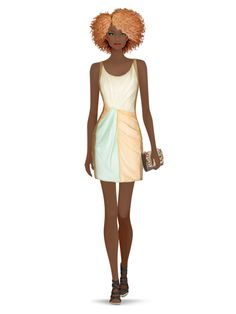 Styled with: Rebecca Minkoff, Be & D   Create your own look with Covet Fashion