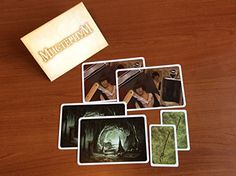 Mysterium Promo Cards (2014) IGAMES…