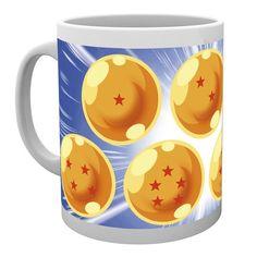 #cadeau du jour : #mug #DragonBall Z 7 boules de cristal http://ow.ly/s5fo305sMWx #culte