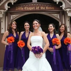 A color scheme most people wouldn\'t consider - love purple and ...