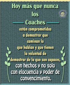 Coaching, Training