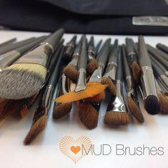 MUD Make-up Brushes