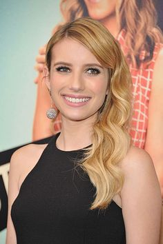 High Brow: The Best Celebrity Eyebrows - Emma Roberts