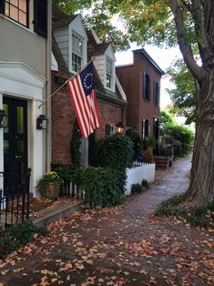 lovely-reveries:  thecolonial:  Georgetown, Washington DC  I love walking the streets of Georgetown, it feels like you're no longer in a city.
