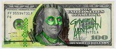 Justice League of America Dollar Bills