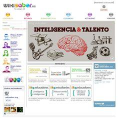 """wikisaber.es """"Invirtiendo en Educación"""""""