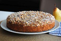 Torta integrale pere e nocciole senza burro - Powered by @ultimaterecipe