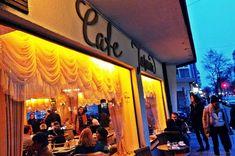 Café Jasmin, Maxvorstadt, München