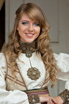 Bunadskjorte Traditional Dresses, Outfits, Russia, Suits, Clothes, Clothing, Dresses, Outfit, Outfit Posts