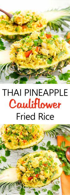 Thai Pineapple Cauli