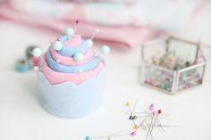 DIY Tutorial: Süßes Cupcake-Nadelkissen