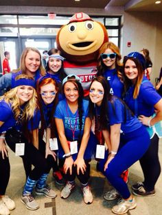 KDs at Buckeyethon