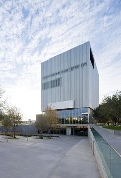 The Dee and Charles Wyly Theater, Dallas, 2009 - REX Architecture, OMA - Office for Metropolitan Architecture